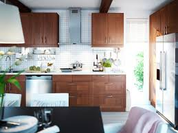 awesome ikea solid wood kitchen cabinets taste