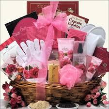 bathroom gift basket ideas mothers day spa gift baskets spa heaven s day bath