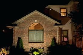 Kichler Outdoor Led Landscape Lighting 120 Volt Led Landscape Lights Landscape Lights Led Low Voltage Vs