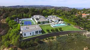 Beverly Hills Celebrity Homes by Celebrity Homes California Home