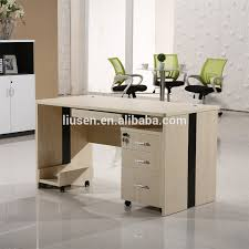 Best Place To Buy A Computer Desk Factory Wholesale Price Office Staff Table Design Wooden Modern