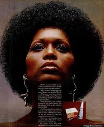 african american 70 s hairstyles for women found in mom s basement vintage advertising featuring african