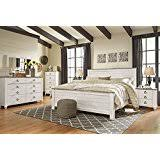 White Washed Bedroom Furniture by Amazon Com White Bedroom Sets Bedroom Furniture Home U0026 Kitchen