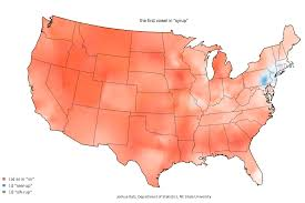 how do you say pecan mapping food dialect trends across the u s