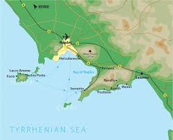 Positano Italy Map Neapolitan Riviera Holidays 2017 Italian Holidays Inghams Italy