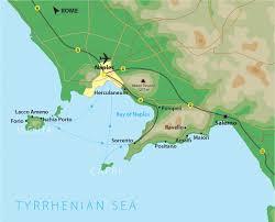 Pompeii Map Neapolitan Riviera Holidays Italian Holidays Inghams Italy