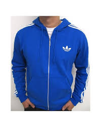 originals blue hoodie
