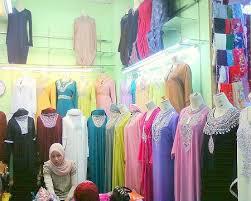 Grosir Baju Muslim pusat grosir baju muslim murah tanah abang