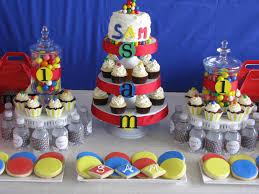 baby boy 1st birthday ideas sheek shindigs a bouncing baby boy s 1st birthday celebration