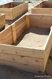 best 25 cedar raised garden beds ideas on pinterest garden bed