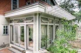 Sunroom Cost Sunroom Cost Exterior Traditional With Awning Windows Brick Paving