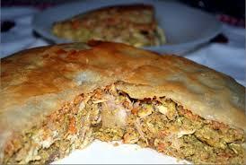 cuisine de choumicha pastilla au poulet et aux amandes http petitsplaisirs org