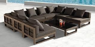 Outdoor Sectional Sofa Outdoor Sectional Sofa U Shape Modern Design 2018 2019 Sofa