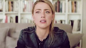 Heard Amber Heard Speaks Out Against Domestic Abuse In An Emotional Psa