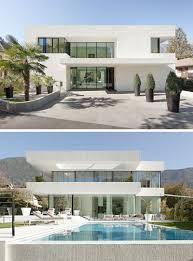house exterior colors 11 modern white houses from around the