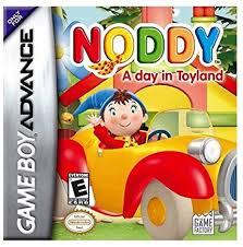 amazon noddy toyland game boy advance artist