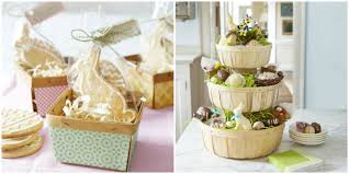 Gift Baskets For Halloween by 35 Diy Easter Basket Ideas Unique Homemade Easter Baskets Good