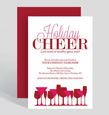 holiday party corporate party invitation 1023708 business