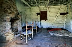 replica of slave quarters slave life pictures slavery in