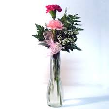 Artificial Flower Arrangement In Vase Bud Vase Carnation Arrangement Saratoga Hospital Gift Shoppe