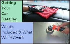 How Much To Paint Interior Trim How Much Does It Cost To Get A Car Detailed Axleaddict
