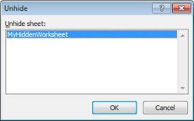 hide worksheets in excel excel semi pro