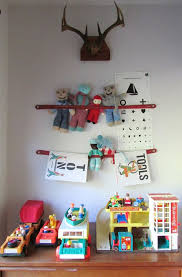 ideas for displaying photos on wall stuffed animal storage ideas create your own little zoo