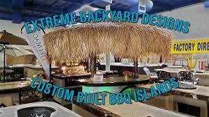 BBQ Islands Riverside BBQ Grills Riverside Extreme Backyard - Extreme backyard designs