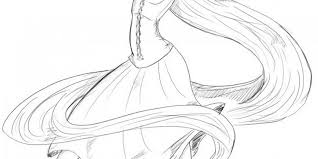 barbie rapunzel coloring pages print 212868 coloring pages