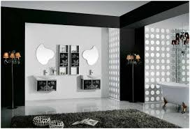 bathroom black and white bathroom decor ideas astounding black