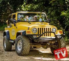 jeep safari ziplines iheartdr