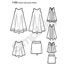 misses u0027 dresses cynthia rowley collection simplicity