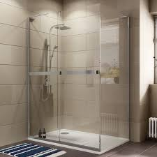 Shower Tray And Door by Cooke U0026 Lewis Grandeur Rectangular Lh Shower Enclosure Tray