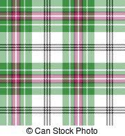 pink tartan green and pink tartan plaid fabric textile pattern seamless