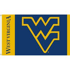 Virginia Flags West Virginia Mountaineers 3ft X 5ft Team Flag Logo Design
