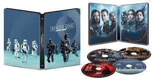 star wars rogue one u0027s digital and blu ray dvd release dates
