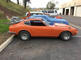 nissan datsun fairlady z selling a 1972 rhd 240z from japan for sale classic zcar club