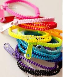 free bracelet images Zip bracelet kids adults unisex fashion accessory zipper bracelets jpg