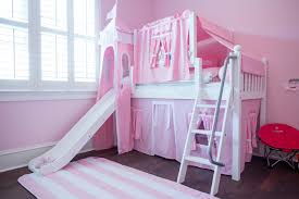 Barbie Beds Kids Bed Design Kidkraft Canopy Children Castle Girls Playroom
