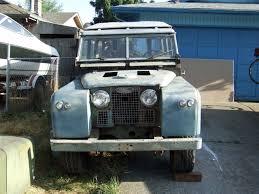 cars of a lifetime 1964 land rover series iia 109 u2033 wagon u2013 dreams