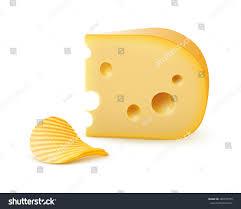Ripple Chips Vector Potato Ripple Crispy Chips Cheese Stock Vector 480457375