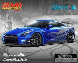 paul walker car collection artstation nissan gtr paul walker tribute sema 2016 matt bernal
