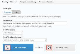 Seminar And Webinar Schedule Easy Webinar The Best All In One Webinar Platform