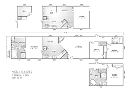 Floor Plans For Trailer Homes Destiny Homes Single Wide Floor Plans