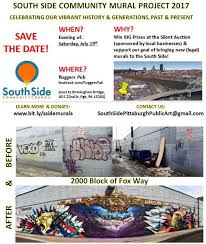 save the date sts south side pittsburgh community murals ioby