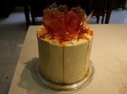 rich chocolate and caramel layer cake u2013 paper u0026tin