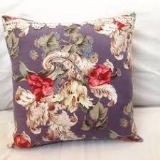 Upcycled Pillows - vintage barkcloth pillow new upcycled pillow by vintagestorylinens