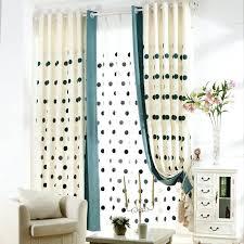 White Polka Dot Sheer Curtains Sheer Polka Dot Curtains Rabbitgirl Me
