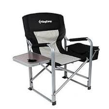 Quest Traveller Directors Chair And Side Table Yangtuo Armless Camping Folding Quad Chair With Carry Bag Small