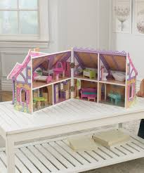 kidkraft enchanted forest dollhouse zulily